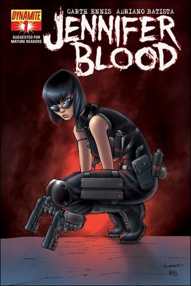 Jennifer Blood 1-C by Dynamite Entertainment