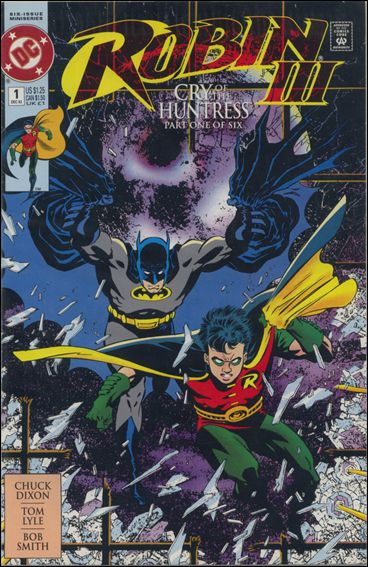 Robin III: Cry of the Huntress 1-A by DC