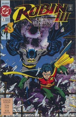 Robin III: Cry of the Huntress 1-A