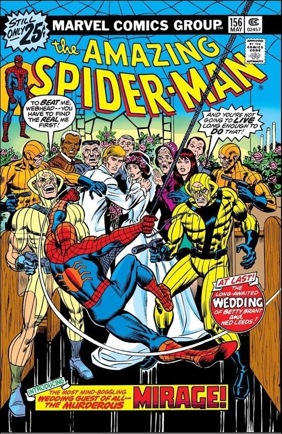 Amazing Spider-Man (1963) 156-A by Marvel