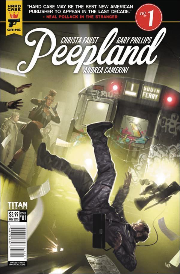 Peepland 1-C by Titan