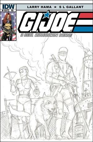 G.I. Joe: A Real American Hero 197-B