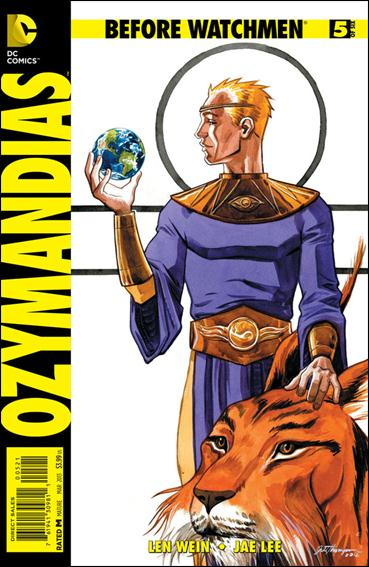 Before Watchmen: Ozymandias 5-D by DC