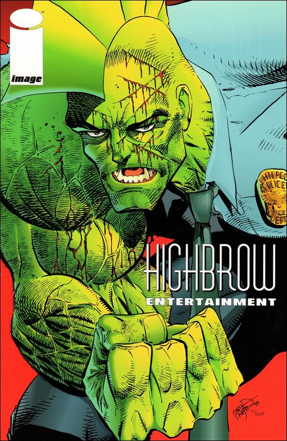 Highbrow Entertainment 1-A by Image