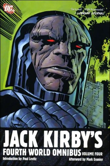 Jack Kirby's Fourth World Omnibus 4-A by DC
