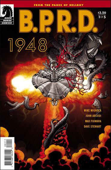 B.P.R.D.: 1948 1-A by Dark Horse