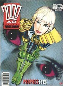 2000 A.D. (UK) 647-A by Rebellion