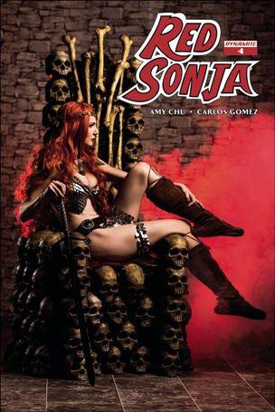Red Sonja (2017) 4-C