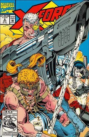 X-Force (1991) 9-A