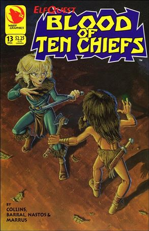 Elfquest: Blood of Ten Chiefs 13-A