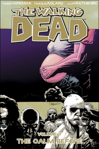 Walking Dead 7-A by Skybound Entertainment