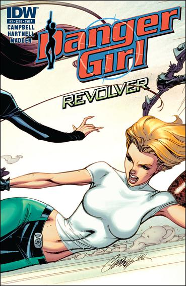 Danger Girl: Revolver 3-A by IDW