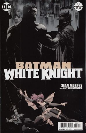 Batman: White Knight 3-A