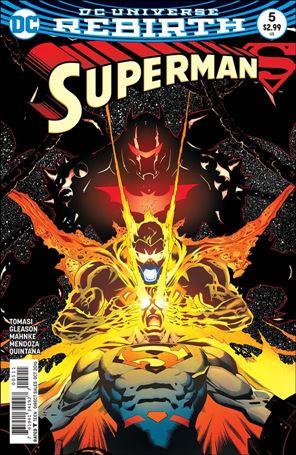 Superman (2016) 5-A