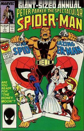 Spectacular Spider-Man Annual 7-A