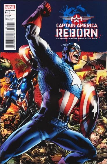 Captain America: Reborn 1-A by Marvel