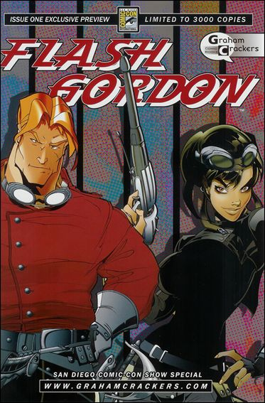Flash Gordon (2008) Preview-A by Ardden Entertainment