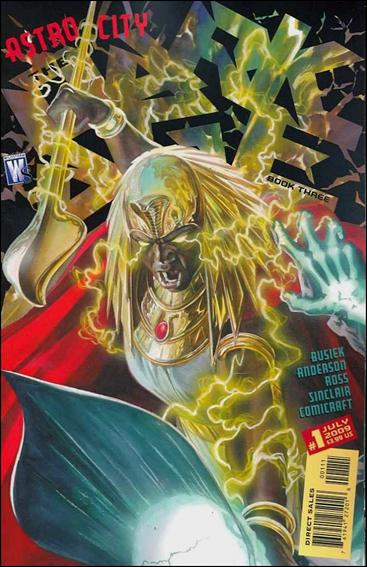 Astro City: Dark Age/Book Three 1-A by WildStorm