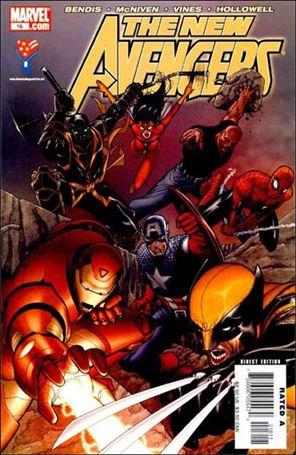 New Avengers (2005) 16-A