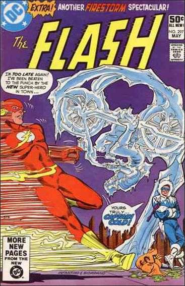 Flash (1959) 297-A by DC