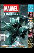 Marvel Fact Files 25-A
