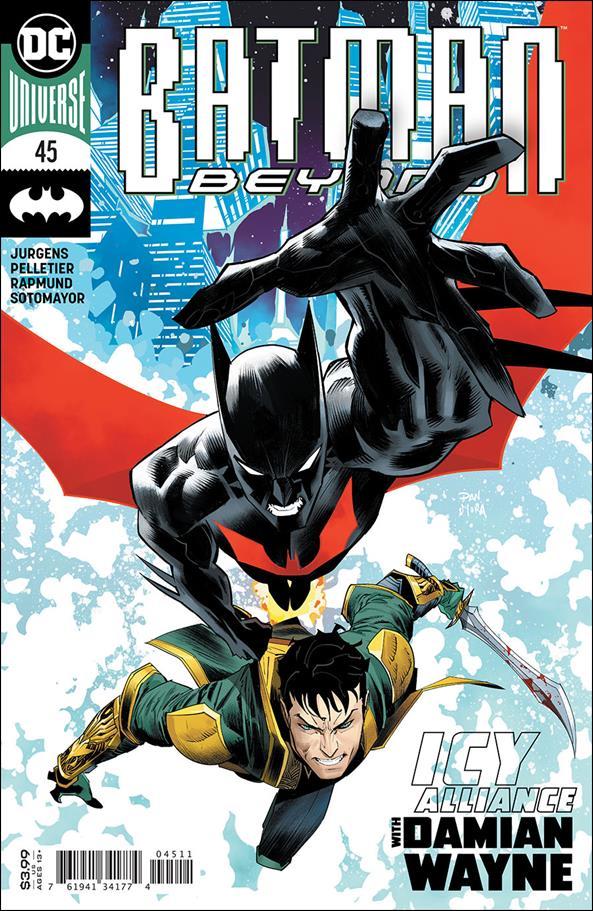 Batman Beyond (2016) 45-A by DC