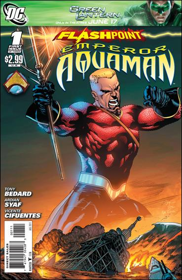 Flashpoint: Emperor Aquaman 1-A by DC