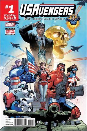 U.S.Avengers 1-A