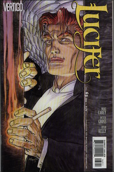 Lucifer (2000) 63-A by Vertigo