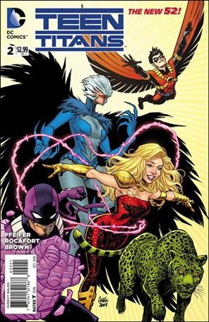 Teen Titans (2014) 2-C
