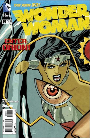 Wonder Woman (2011) 15-A by DC