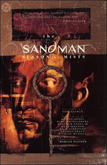 Sandman 4-B by Vertigo