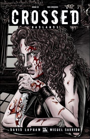 Crossed: Badlands 22-D by Avatar Press
