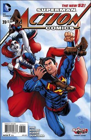 Action Comics (2011) 39-B