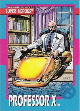 X-Men: Series 1 (Base Set) 11-A by Impel