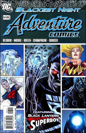 Adventure Comics (2009) '510'-B by DC