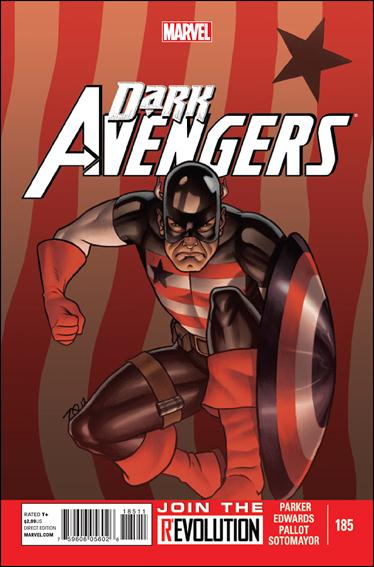 Dark Avengers (2012) 185-A by Marvel