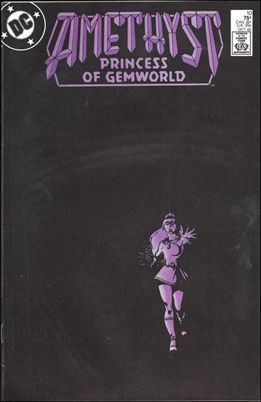 Amethyst, Princess of Gemworld (1985) 10-A by DC