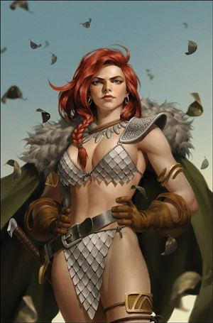 Red Sonja: The Superpowers 4-I