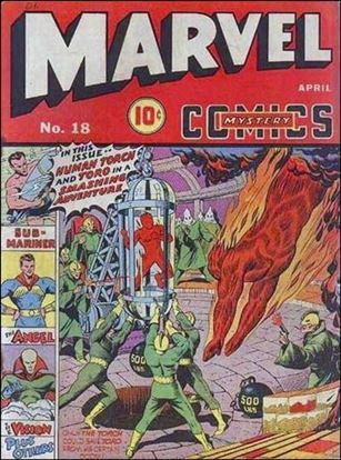 Marvel Mystery Comics (1939) 18-A