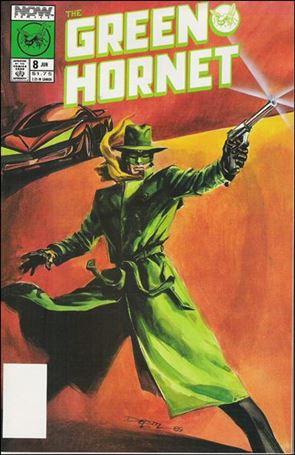 Green Hornet (1989) 8-A