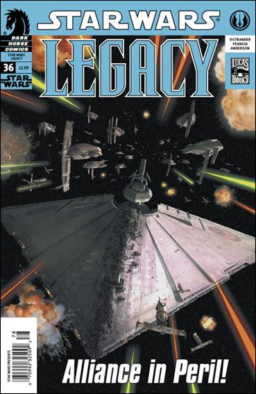 Star Wars: Legacy (2006) 36-A by Dark Horse
