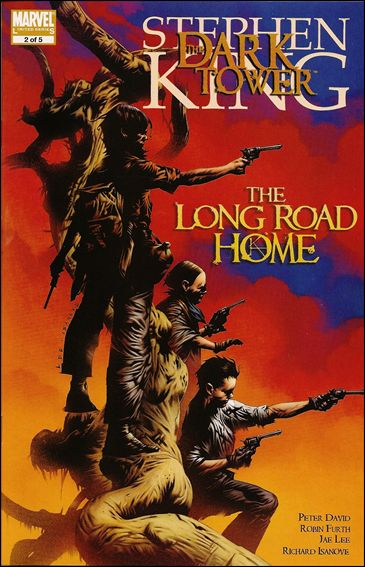 Dark Tower: The Long Road Home 2-A by Marvel
