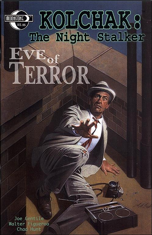 Kolchak: The Night Stalker: Eve of Terror 1-A by Moonstone