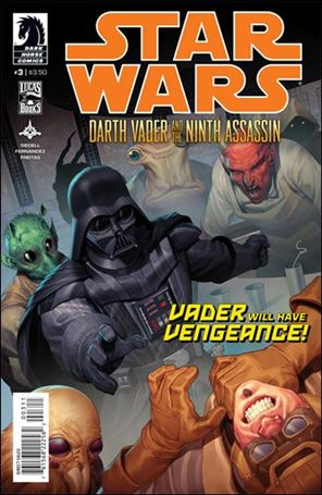 Star Wars: Darth Vader and the Ninth Assassin 3-A