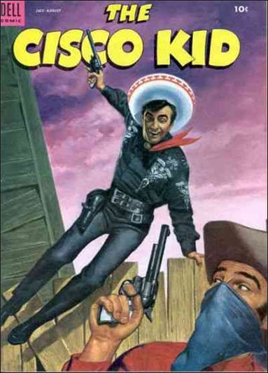 Cisco Kid (1951) 16-A by Dell