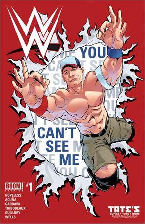 WWE 1-P