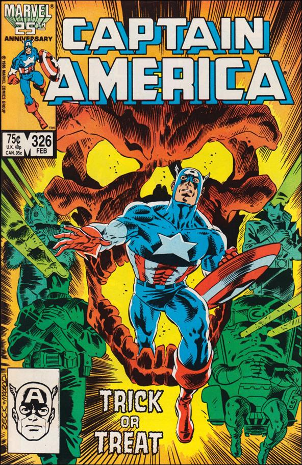 Captain America (1968) 326-A by Marvel