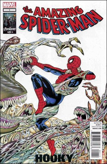 Amazing Spider-Man: Hooky 1-A by Marvel