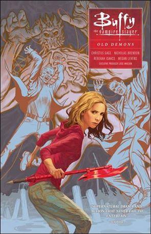 Buffy the Vampire Slayer Season 10 4-A